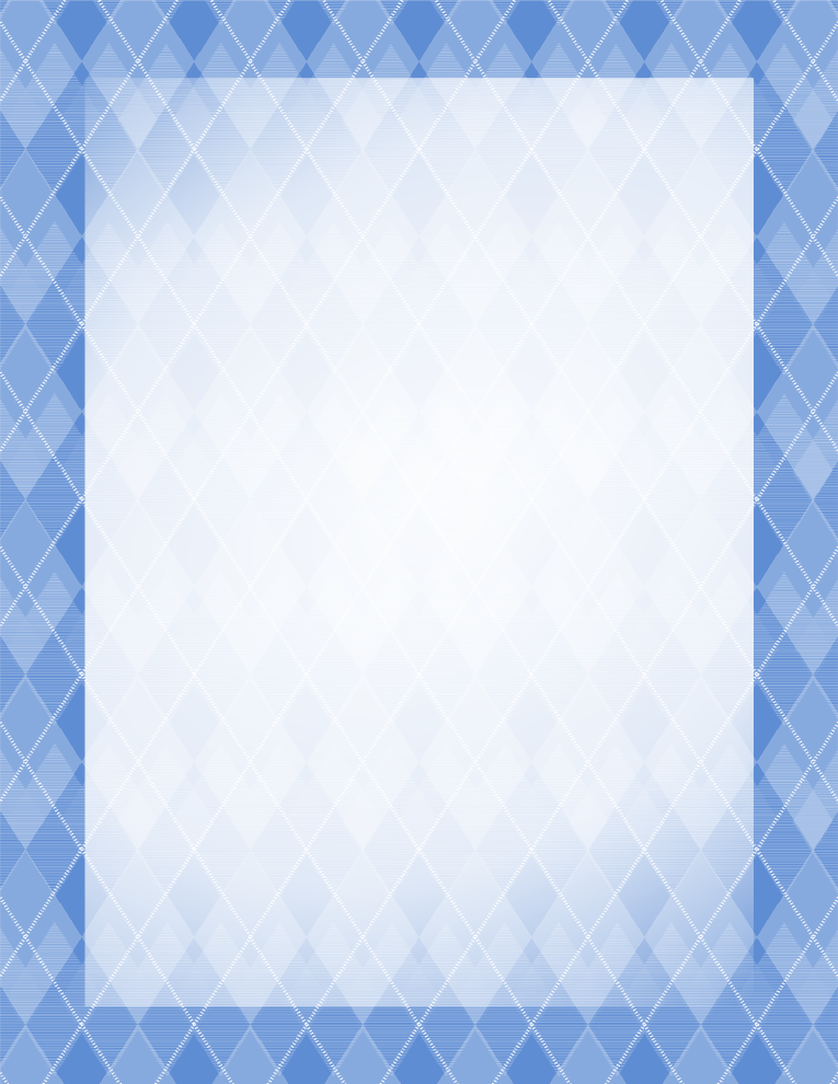 ... Blue Borders Argyle light blue border free borders and clip art.com