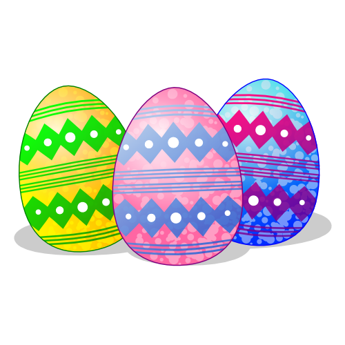 Free Borders and Clip Art | Downloadable Free Easter Egg ...