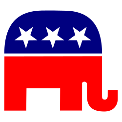Republican Elephant Clip Art