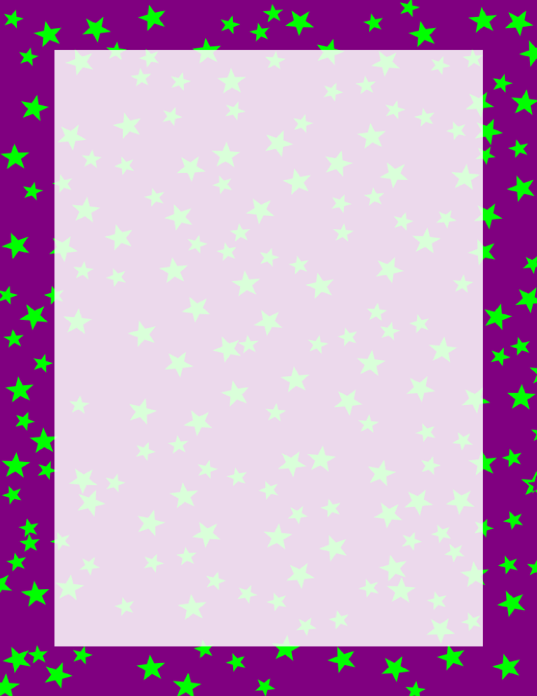 Purple Border Clip Art purple and green stars border free borders and ... Purple Top Border Clip Art